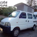 Suzuki Internasional Suzuki Carry Camper Van