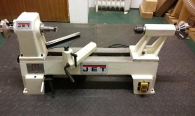 Jet Wood Lathe Model 1014 | Wooden Thing
