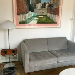 Boconcept Sleeper Sofa Review Rugs To Go With Black Leather Brand New Grey Osaka 2 Seater In Brixton