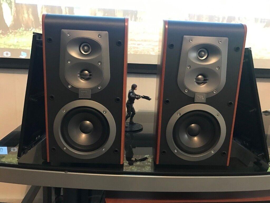 jbl es20 3-way bookshelf speakers   in dagenham, london   gumtree