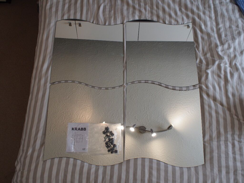 IKEAで人気の姿見ミラーKRABBは部屋をおしゃれに飾れる壁掛け鏡 | 北歐家具ブログ
