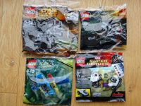 4 Sealed Lego Polybags