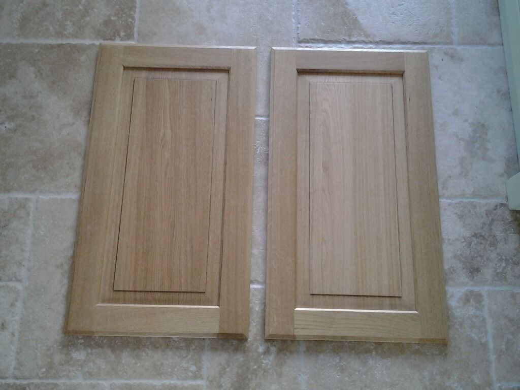 unfinished kitchen cabinet doors chicago remodeling solid oak in inverness highland