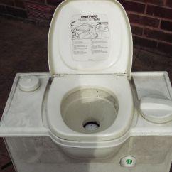 Portable Toilet Chair Cover Rentals Delaware Thetford Cassette Porta Potti Toilet,flushing Type. | In Sutton-in-ashfield, Nottinghamshire ...