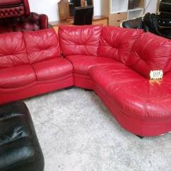 Corner Sofas Glasgow Gumtree Rooms To Go Sofa Red Leather For 185 Pounds In Drumchapel