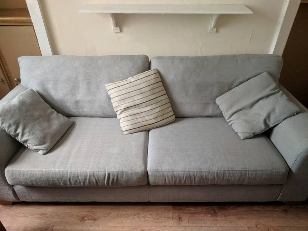 argos brooklyn sofa large wooden legs ashdown in caerphilly gumtree