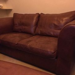 Corner Sofa Bed West London Victor Large Laura Ashley 2 Seater Leather In Hammersmith