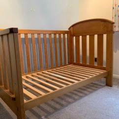 Boori Country Collection Madison 3 In 1 Cot Bed Sofa Toddler Flip Open Canada Epping Essex Gumtree