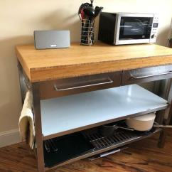 Kitchen Workbench Hotels With Full Kitchens Ikea Rimforsa In Southside Glasgow Gumtree