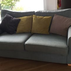 Cheap Three Seater Sofa Modern Convertible With Pull Out Bed Dfs (pizzazz) | In Brixham, Devon Gumtree