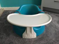 Blue bumbo seat | in Northampton, Northamptonshire | Gumtree