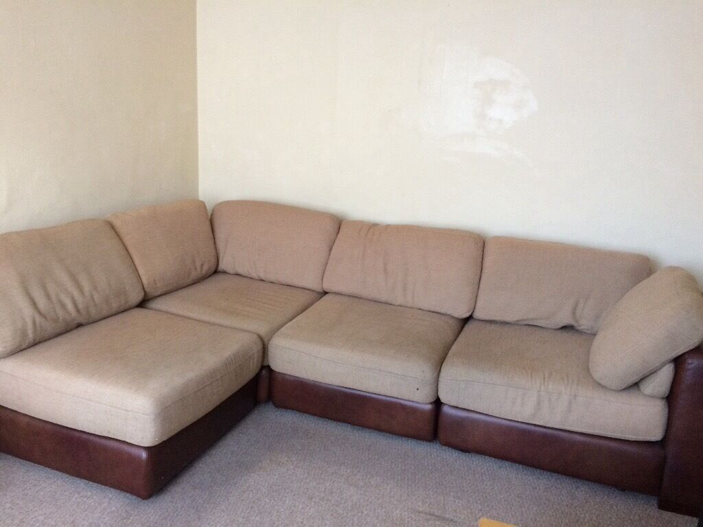 corner modular sofa three piece t cushion covers large in southampton hampshire