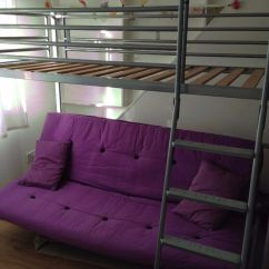 Sofa Bed To Bunk Beds Christmas Throws London Futon