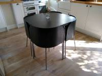 IKEA Fusion compact small dining table and chairs | in ...