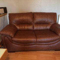 Leather Sofas Dfs For Cheap In Los Angeles 3 432 Ex Aberdeen Gumtree