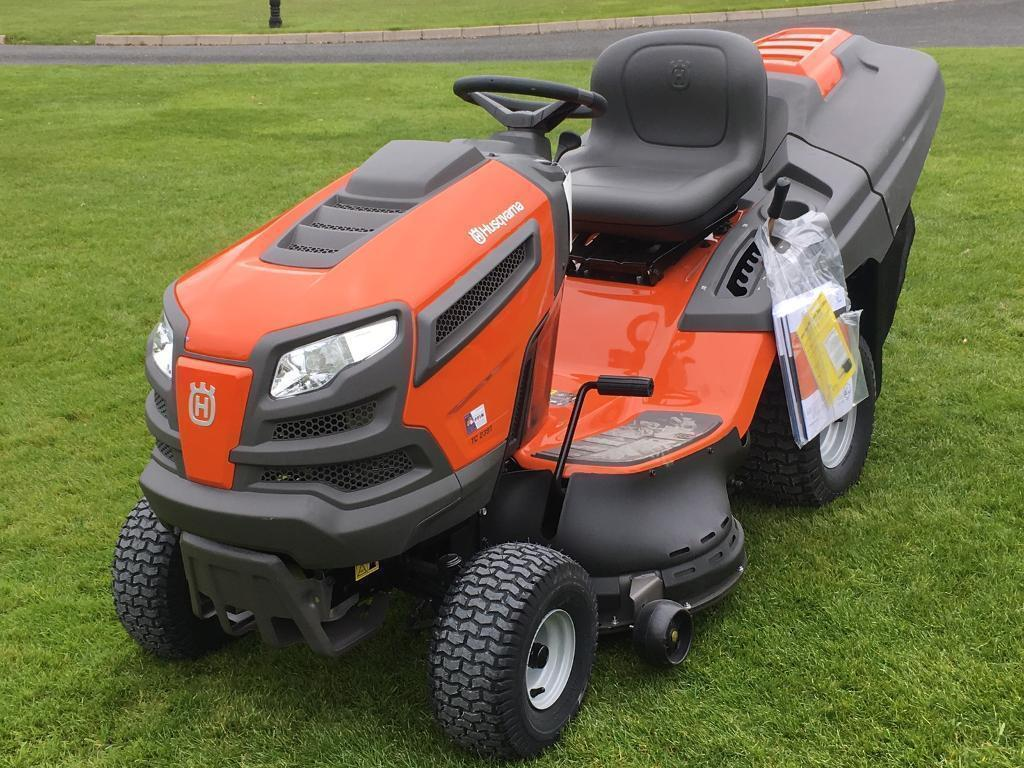 briggs and stratton endurance series nba basketball court diagram husqvarna tc239t ride on mower lawnmower in armagh