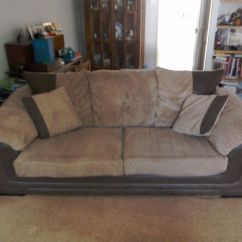 Harveys 3 Seater Recliner Sofa What Colour Wallpaper Goes With Brown Piece (dfs) Suite. Includes Person Sofa,deep Comfy Arm ...