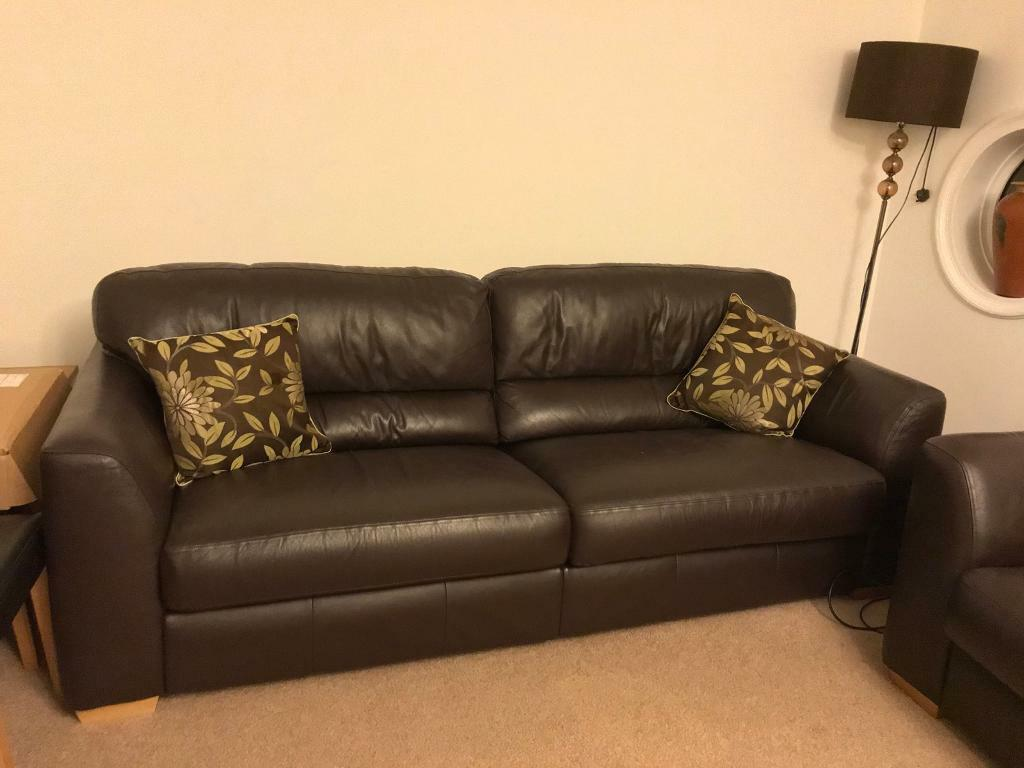 scs leather sofas and chairs uk sale dark brown sofa from cost 4500 4 seater 3
