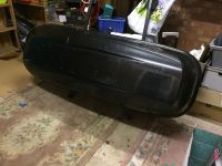 Halfords Large Thule Car Roof Box and Roof Bars in ...