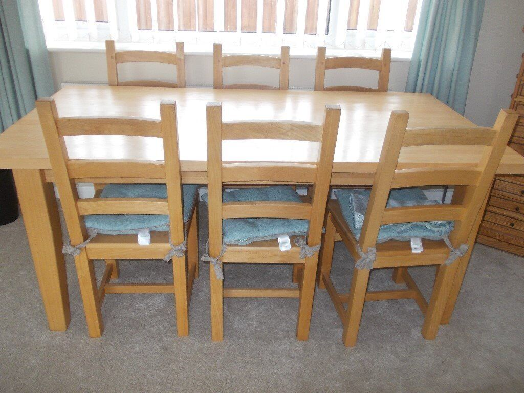 chair covers and more norfolk oxo tot high reviews solid beech dining table 6 chairs in great yarmouth