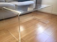 MUJI Acrylic Coffee Table