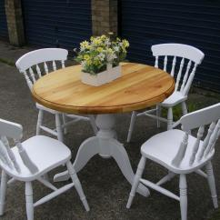 Dining Room Table And Chairs Gumtree Bedroom Chair B&m Shabby Chic In Wickford Essex