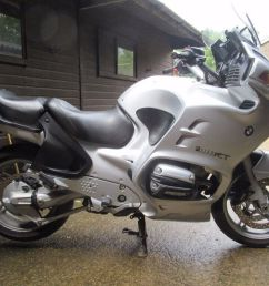 bmw r1150rt 2002 02 only 25 000 miles good condition [ 1024 x 768 Pixel ]