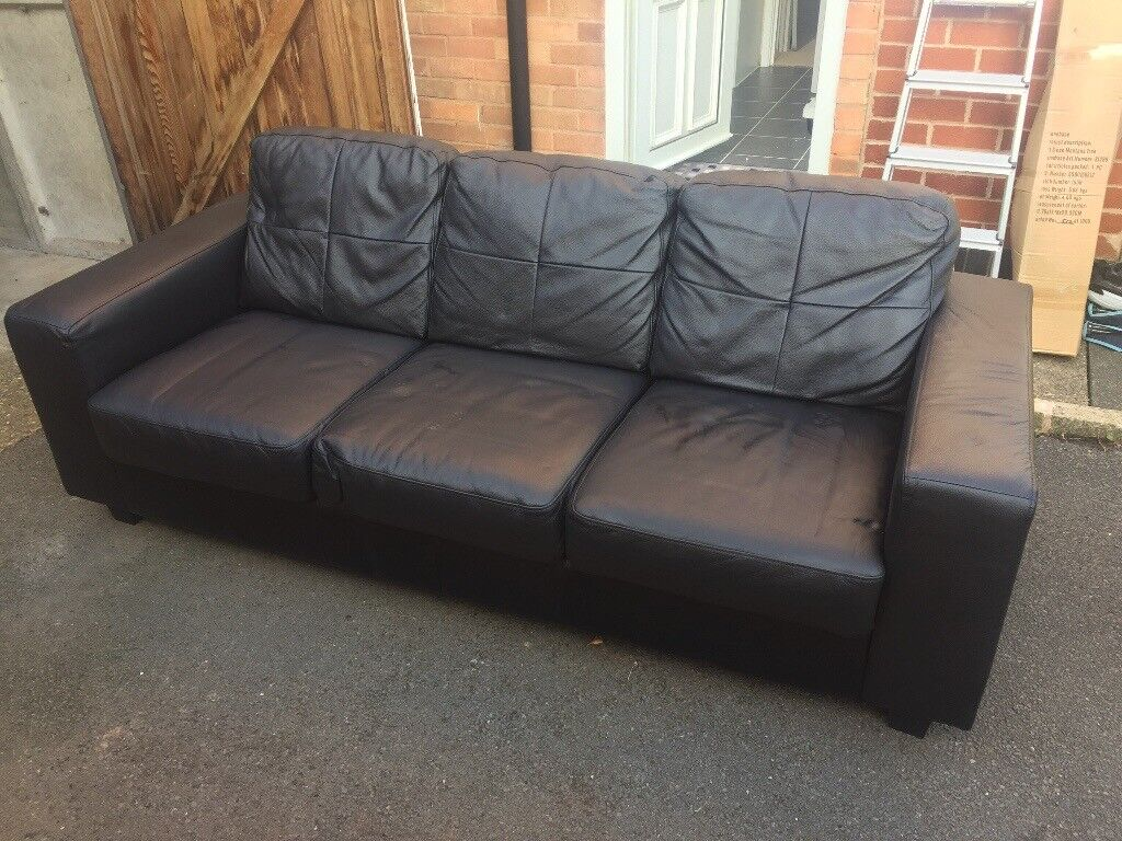 sofa collection charity leicester top beds 2018 ikea vimle 3 seat farsta black in glenfield