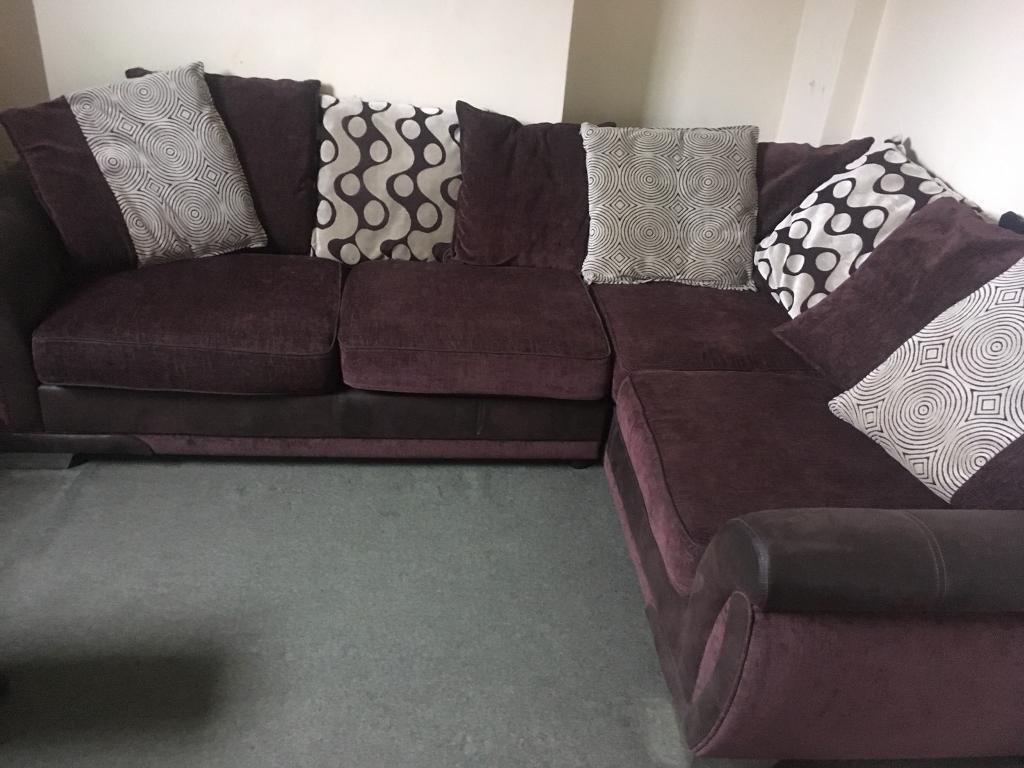 cheap corner sofas nottingham 4 seat leather sofa with chaise in derby derbyshire gumtree