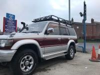 Mitsubishi Pajero Roof Racks  Idea di immagine auto