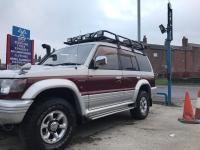 Mitsubishi Pajero Roof Racks  Idea di immagine auto
