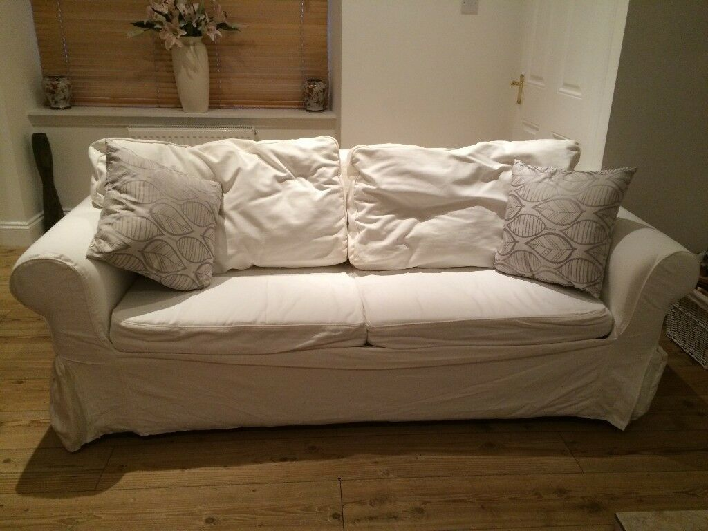 sofa beds ikea perth large cushion covers for sofas ektorp 3 saeter bed in kinross and