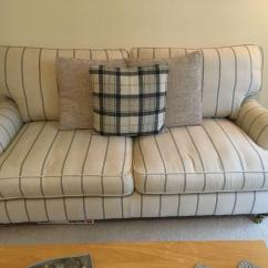 Dfs Sofas That Come Apart Sofa Sack Cover Gower Stripe Large In Radstock Somerset Gumtree