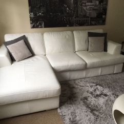 4 Seater Leather Sofa Prices Good Quality Sofas Australia Dfs Freya White Left Hand Facing Chaise End ...