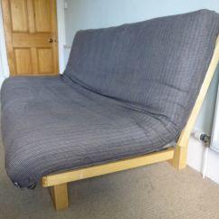 Sofa Bed 3 Fold Mattress Sleeper Brand Reviews Futon Company Havana Double Seater Bi