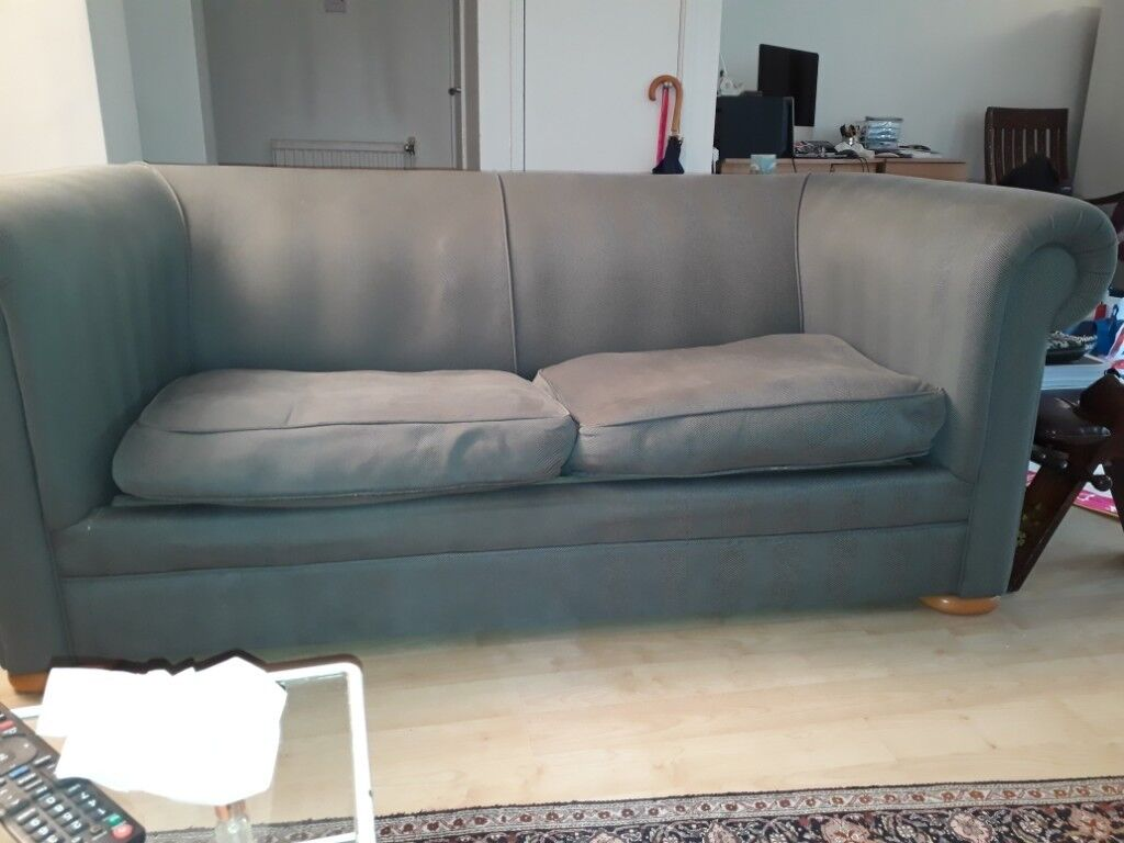 sofa london gumtree side tables bed for free in fulham