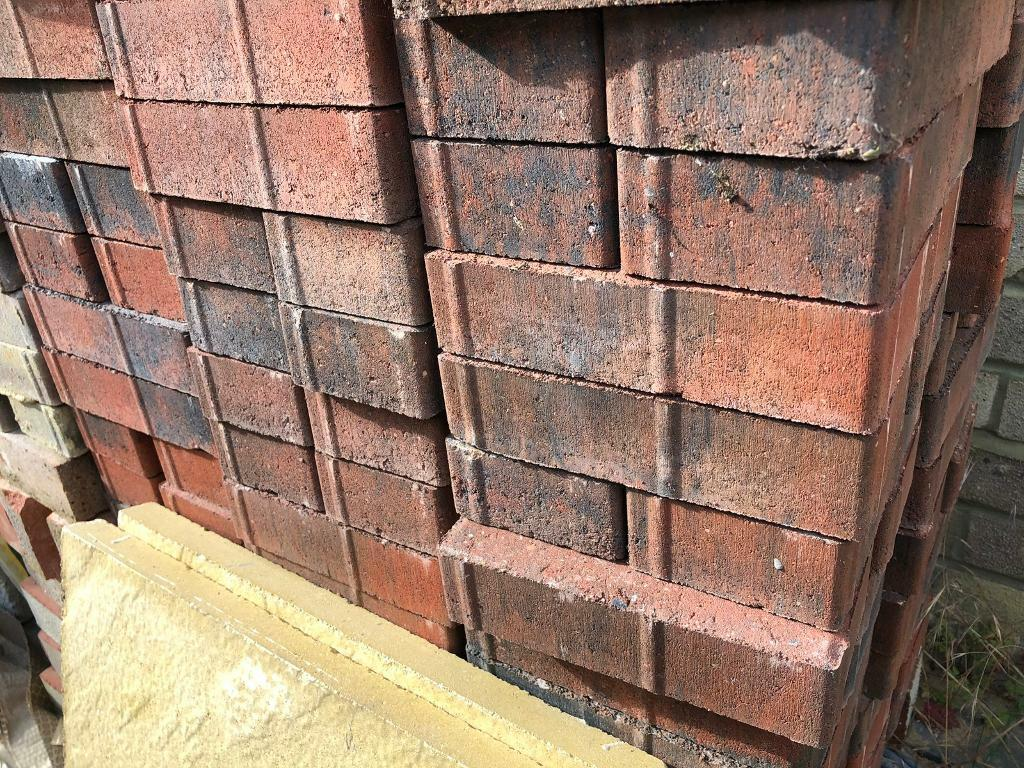 free brindle patio bricks