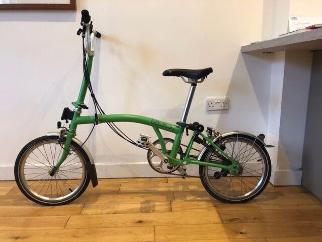 Brompton Folding Bike Gumtree London