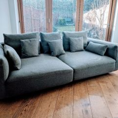 Cleaning Down Filled Sofa Cushions Steam Clean Faux Leather Danish Designer Modular 100% New Zealand Wool Tweed ...