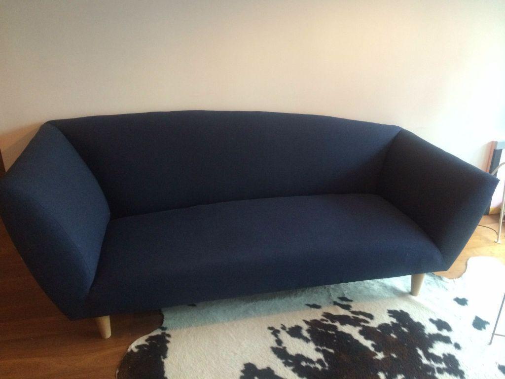 sofas on gumtree leather denver sofa m s matthew hilton (balzac, oscar) kerouac modern blue ...