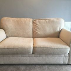 John Lewis Sofa Bed Chester Piel Blanco Double In Rugeley Staffordshire