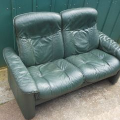 Two Seater Recliner Sofa Gumtree 8 Foot Slipcover Ekornes Stressless 2 In Nairn