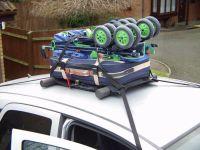 X Rack 650 Universal Soft Roof Rack in a bag!   in Swansea ...