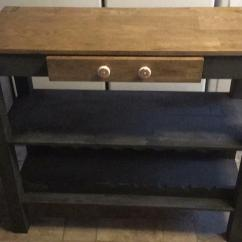 Kitchen Console Table How To Make Your Own Cabinets In South Shields Tyne And Wear Gumtree