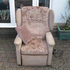 Bedroom Chair Gumtree Ferndown Mobile Phone Holder Recliner Arm In Dorset