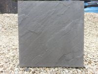 Concrete Paving Patio Slabs in Charcoal 450x450 | in ...