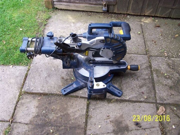 Macallister Mitre Saw Spares Repairs In Sheffield South Yorkshire