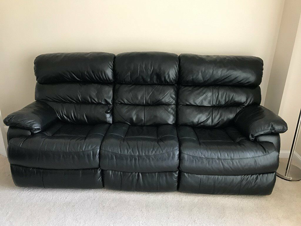 leather power reclining sofa and loveseat sets polyester stain black recliner 2 chairs