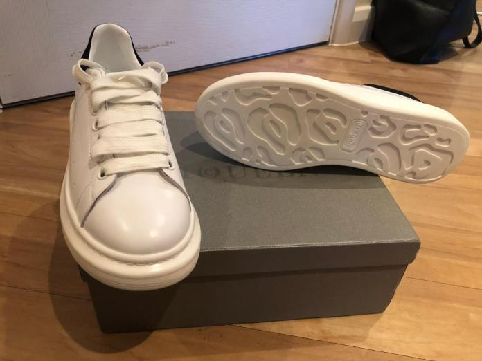 Image result for 7. Alexander McQueen shoes