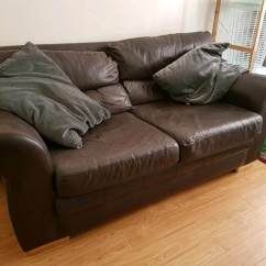 Pick Up Sofa Today Simple Foam Bed Leather Settee Couch Fy1 4aa In Blackpool